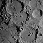 Lunar 46: Regiomontanus central peak