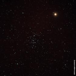 Mars near M44