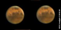 rotation of Mars